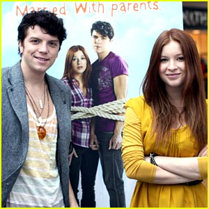Ashley And Michael From Life With Derek Dating