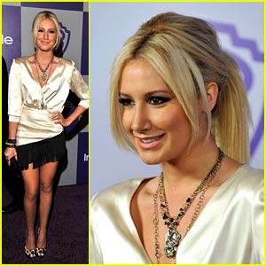 Ashley Tisdale: InStyle Indescribable