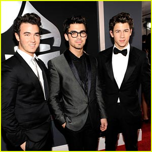 The Jonas Brothers are Grammy Guys
