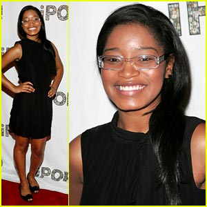 Keke Palmer: Please Pray For Haiti