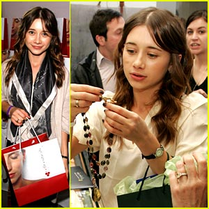 Olesya Rulin is a Nail Garden Girl