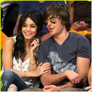 Zac & Vanessa Taking Relationship To Next Level?
