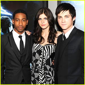 Logan Lerman Girlfriend Dating History & Exes