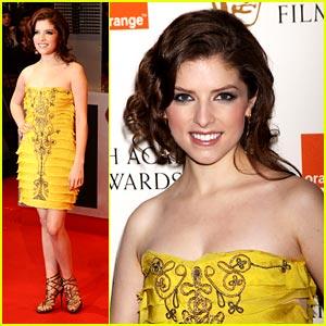 Anna Kendrick - BAFTA Awards 2010