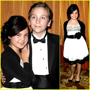 Bailee Madison & Tanner Maguire: Movie Guide Mates