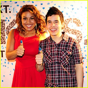 David Archuleta: Thumbs Up to Jordin Sparks