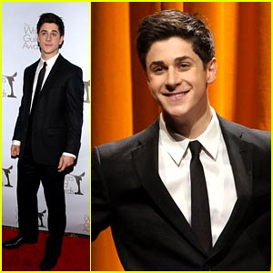 David Henrie is a Writers Guild Guy