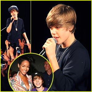Justin Bieber &#038; Rihanna to Rock Kids Choice Awards