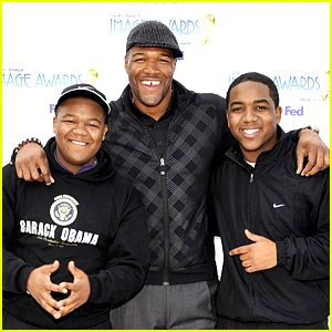 Chris & Kyle Massey – NAACP Image Awards 2010 ...