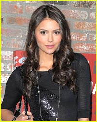 Nina Dobrev's Recipe for Perfect Leather