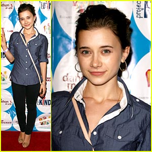 Olesya Rulin Dances With UCLA
