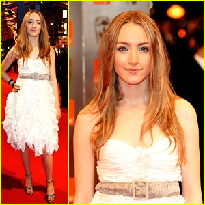 Saoirse Ronan: Breathtaking at the BAFTAs