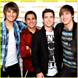 Big Time Rush to Launch Prom Season 2010