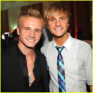Happy Birthday, Josh & Zach Carter!