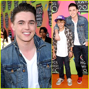 Jesse McCartney is Kids Choice Awards Cool