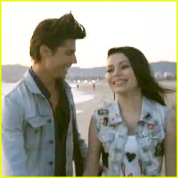 Miranda Cosgrove - Kissin' U Music Video!