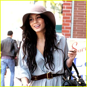 Vanessa Hudgens Had to Fight for her Role in Sucker Punch