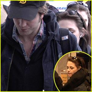 Kristen Stewart & Robert Pattinson: Viszlát Budapest