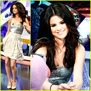 Selena Gomez: El Hormiguero Honey