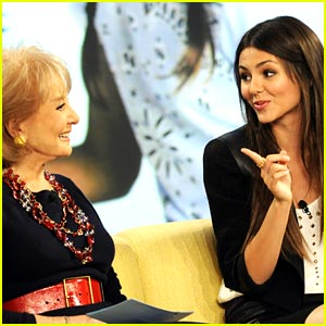 Victoria Justice: Teen Queen Title is Crazy!