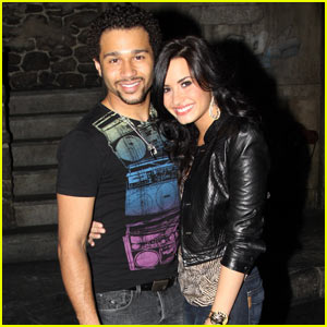 Demi Lovato: IN THE HEIGHTS with Corbin Bleu!