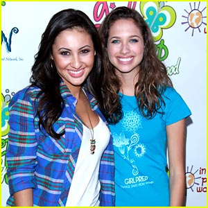 Maiara Walsh & Francia Raisa: Girl Prep Pair