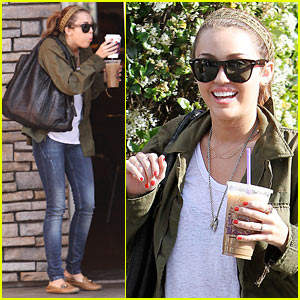 Miley Cyrus: Toluca Lake Lady