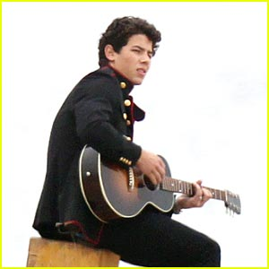 Nick Jonas' Beach Ballad