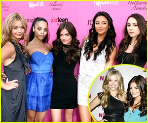 Pretty Little Liars Cast: Young Hollywood Hotties