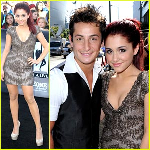 Ariana Grande is Herve Leger Hot