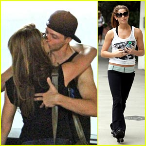 Ashley Greene & Brock Kelly: New Couple Alert?