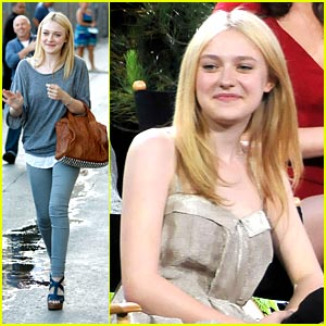 Dakota Fanning: ACTs > Eclipse
