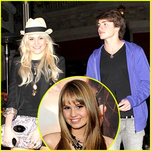 Debby Ryan's British Buddies