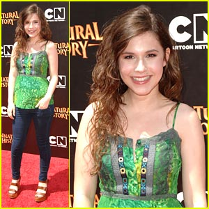 Erin Sanders is UnNatural History Hot