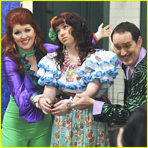 Jennifer Stone: Meet Harper's Parents!