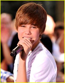 Justin Bieber Joins Oil Spill Telethon