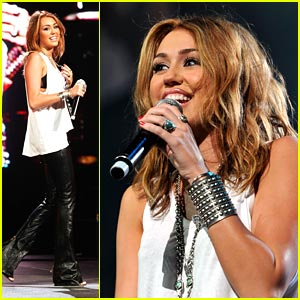 Miley Cyrus: Nashville Rising Star