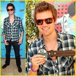 Tyler Hilton is Superdry 65