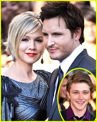 Jennie Garth: Cougar Crush on Sterling Knight