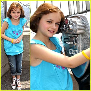 Joey King: Empire State Star