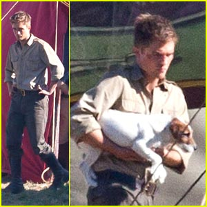 Robert Pattinson is a Puppy Person