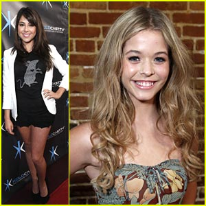 Behave Will be Huge! | Daniella Monet, Sasha Pieterse | Just Jared Jr