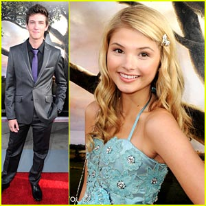Stefanie Scott & Michael Bolten are Flipped