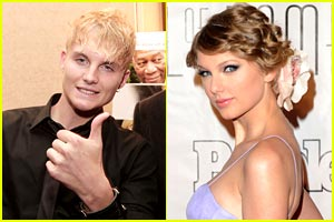 Taylor Swift Really 'Lucky' to Find Toby Hemingway