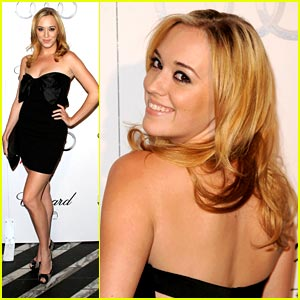 Andrea Bowen: After The Fall Premieres October 9th!