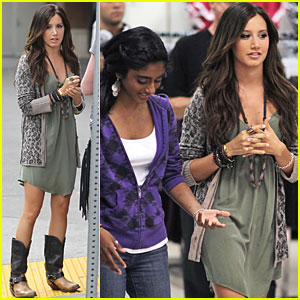 Ashley Tisdale: Shopping Spree in Seattle