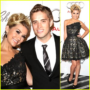 Chelsea Staub &#038; Brian Logan Dales: Chopard Cocktail Couple