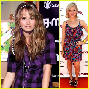 Debby Ryan &#038; Brittany Snow: Magic Castle Cuties