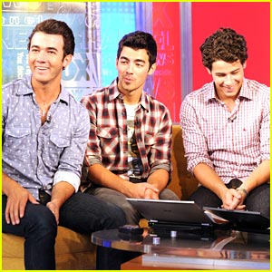 Jonas Brothers: FOX & Friends Funny