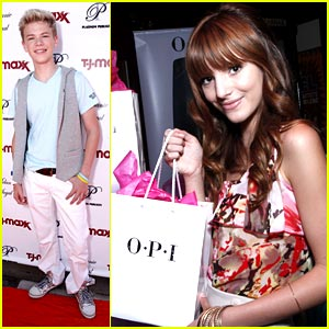 Bella Thorne &#038; Kenton Duty: Teen Choice Retreat!
